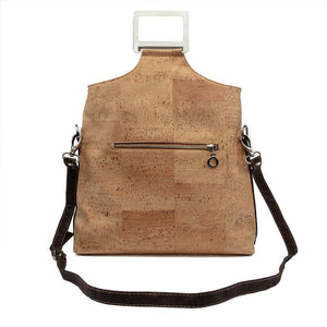 Cork Vegan Handbag Multi-look Women's Stylish Bag - Cork by Design