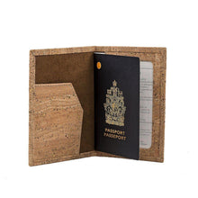 Load image into Gallery viewer, Passport Cover - Cork by Design