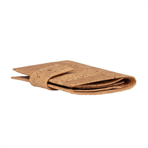 Compact Natural Cork Wallet Cork by Design