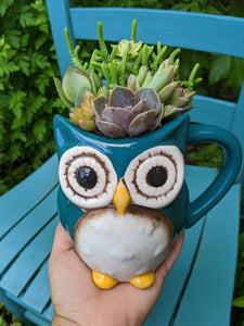 Planter - Owl Always Love You