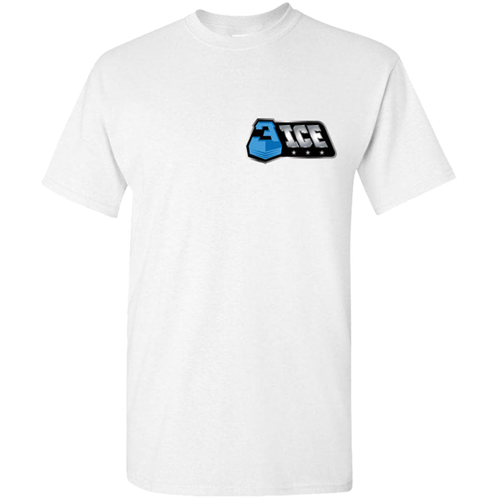 The Best Part Small Logo White T-Shirt
