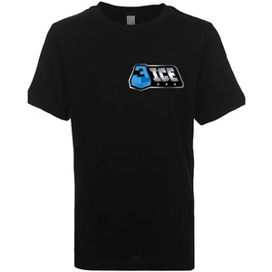 The Best Part Small Logo Youth Black T-Shirt