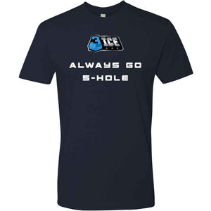 Always For The 5-Hole Navy T-Shirt