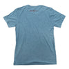 Go Fork Yourself T-Shirt (Unisex-Blue Denim) - Shop Andrew Zimmern - Clothing  - 2