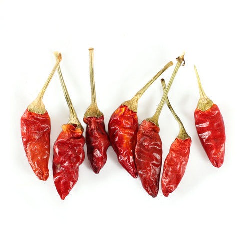 Small Dried Calabrian Chili Peppers - Shop Andrew Zimmern - Food  - 1