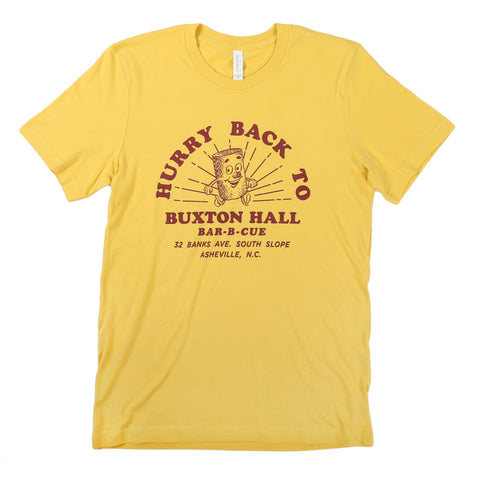 Buxton Hall T-Shirt - Shop Andrew Zimmern - Clothing  - 1