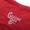 Geechie Boy T-Shirt - Red - Shop Andrew Zimmern - Clothing  - 2