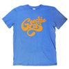 Geechie Grits T-Shirt - Blue - Shop Andrew Zimmern - Clothing  - 1