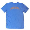 Geechie Grits T-Shirt - Blue - Shop Andrew Zimmern - Clothing  - 2