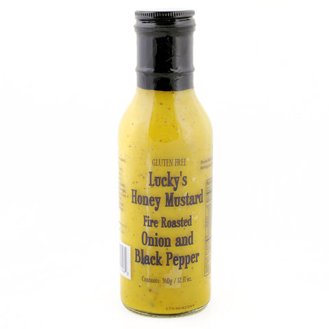 Onion & Black Pepper Honey Mustard