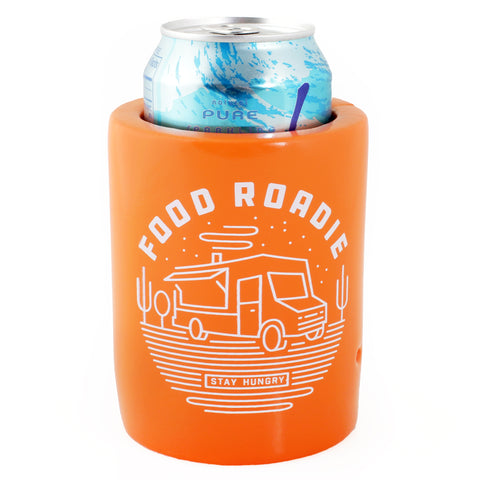 Food Roadie Rambler Koozie
