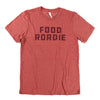 Food Roadie T-Shirt - Red