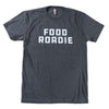 Food Roadie T-Shirt - Charcoal