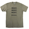 Meat. Meat. Meat. Repeat. T-Shirt - Green