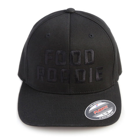Food Roadie Hat - Black