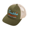 Franklin Barbecue Cap from Austin, TX (Moss Green) - Shop Andrew Zimmern - Clothing  - 4
