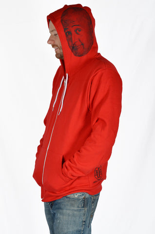 Andrew Zimmern Hollyhoodz - Red - Shop Andrew Zimmern - Clothing  - 4