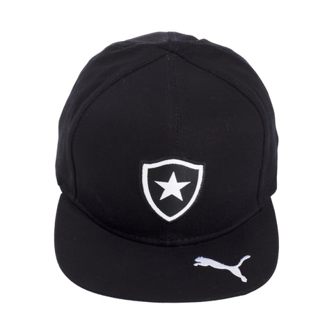 Botafogo Rowing Club Hat from Brazil (Black) - Shop Andrew Zimmern - Clothing  - 1