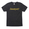 """Jaeatyet"" T-Shirt - Shop Andrew Zimmern - Clothing  - 1"