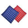 Signature Pocket Square - Shop Andrew Zimmern - Accessories  - 1