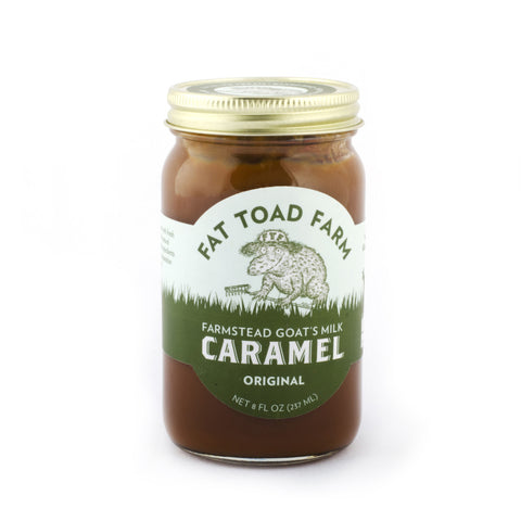 Traditional Goat's Milk Caramel - Shop Andrew Zimmern - Food  - 1
