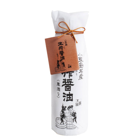 Kishibori Shoyu (Pure Artisan Soy Sauce) from Japan - Shop Andrew Zimmern - Food  - 1