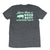 Skylight Inn BBQ T-Shirt from Ayden, NC (Unisex-Gray) - Shop Andrew Zimmern - Clothing  - 1