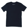 "Navy ""If It Looks Good Eat It"" Goat T-Shirt - Shop Andrew Zimmern - Clothing  - 2"