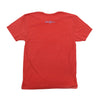 """If It Looks Good Eat It"" Goat T-Shirt - Red - Shop Andrew Zimmern - Clothing  - 2"