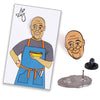 Andrew Zimmern Lapel Pin - Shop Andrew Zimmern - For Fun  - 1