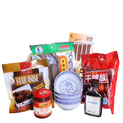 Andrew Zimmern's Shanghai Pantry Essentials - Shop Andrew Zimmern - Food