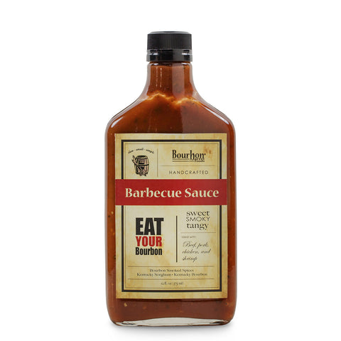 Bourbon Barrel Barbecue Sauce