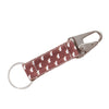 Goat Keychain - Burgundy - Shop Andrew Zimmern - accessories  - 1