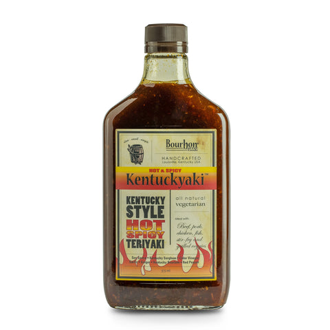 Bourbon Barrel Spicy Kentuckyaki