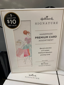 Hallmark Premium Card Assortment Pack