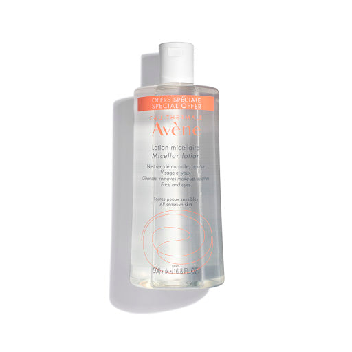 Avène Micellaire Lotion Cleanser and Makeup Remover
