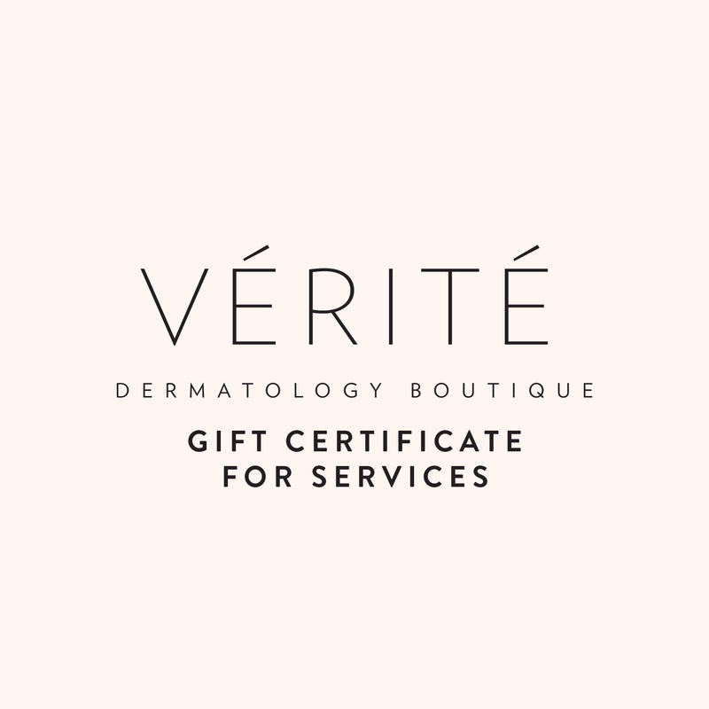 Gift Certificate for Appointments
