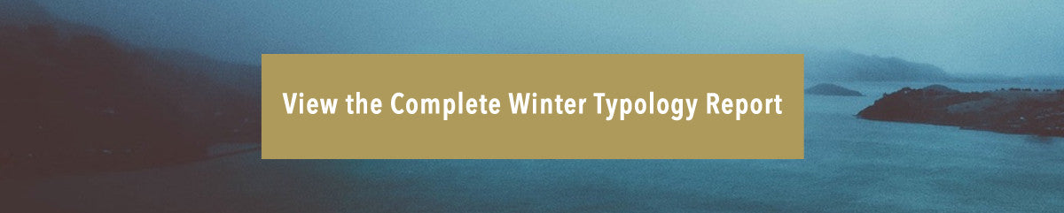 the complete winter typology report