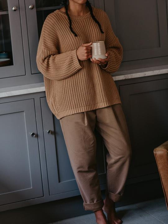 The Simple Folk - Cozy Trouser