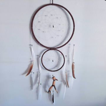Woodsy Circular Wall Hanging