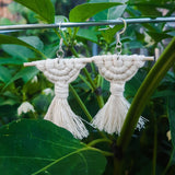 Wall Decor Earrings