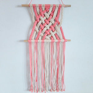 Braided Wall Hanging