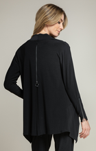 Load image into Gallery viewer, Sympli Zest Zip Back Cardigan - Style 25129X