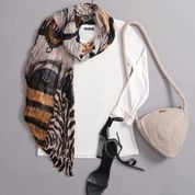 Load image into Gallery viewer, Dolcezza Scarf - Style 70903