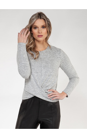 Black Tape Sweater - Style 1624087T