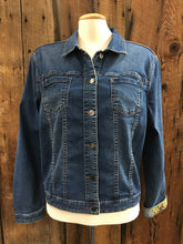 Load image into Gallery viewer, FDJ Reversible Jean Jacket