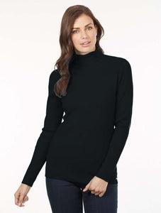 FDJ Ribbed Turtleneck - Style 1467255