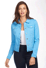 Load image into Gallery viewer, FDJ Basic Jean Jacket - Style 1938750