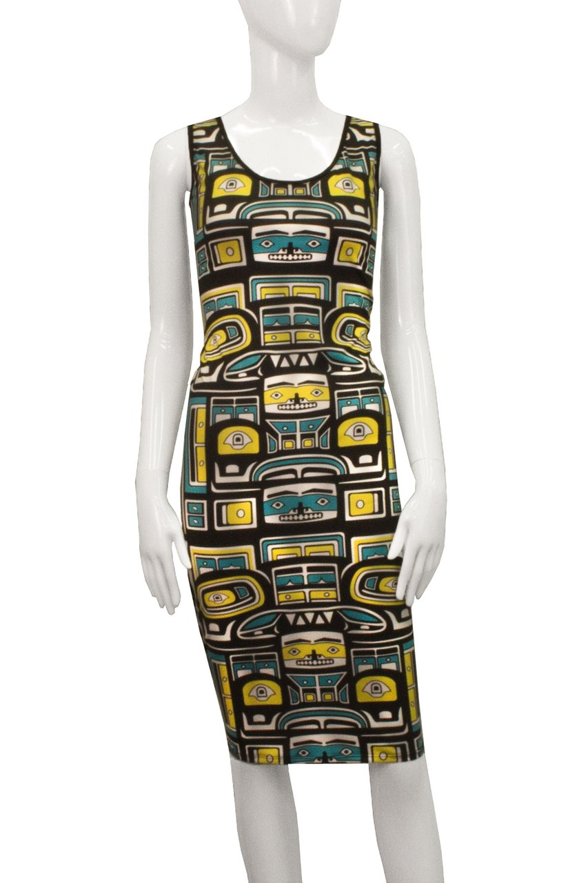 Chloe Angus Chilkat Tank Dress