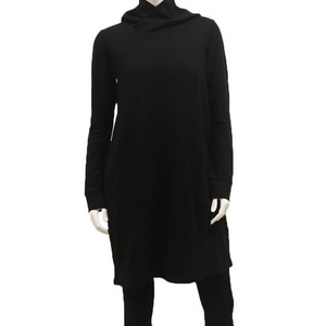 Gilmour French Terry Hooded Pocket Dress